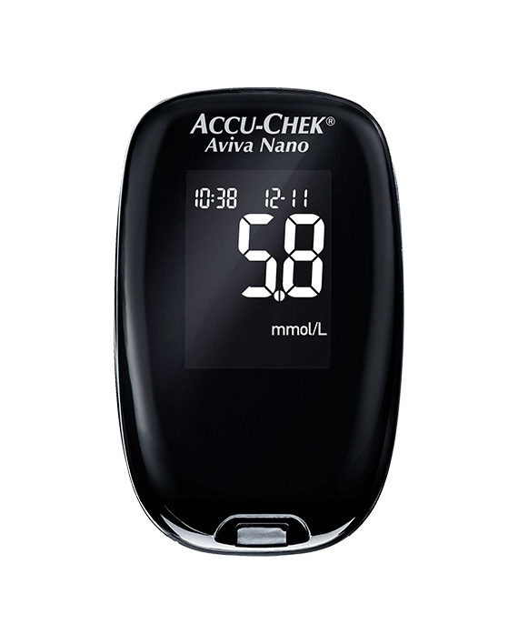 Accu Chek Aviva Nano Glucosemeter