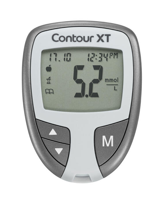 Contour XT Glucosemeter