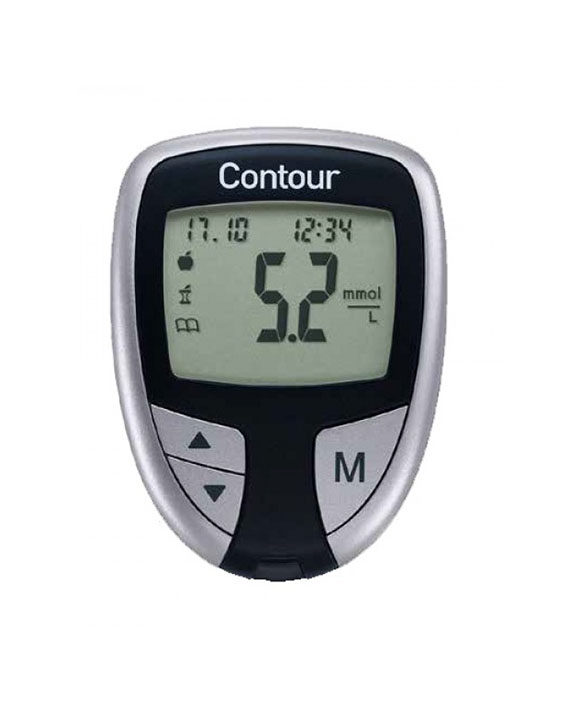 contour-glucosemeter