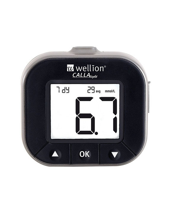 Wellion Calla Light glucosemeter