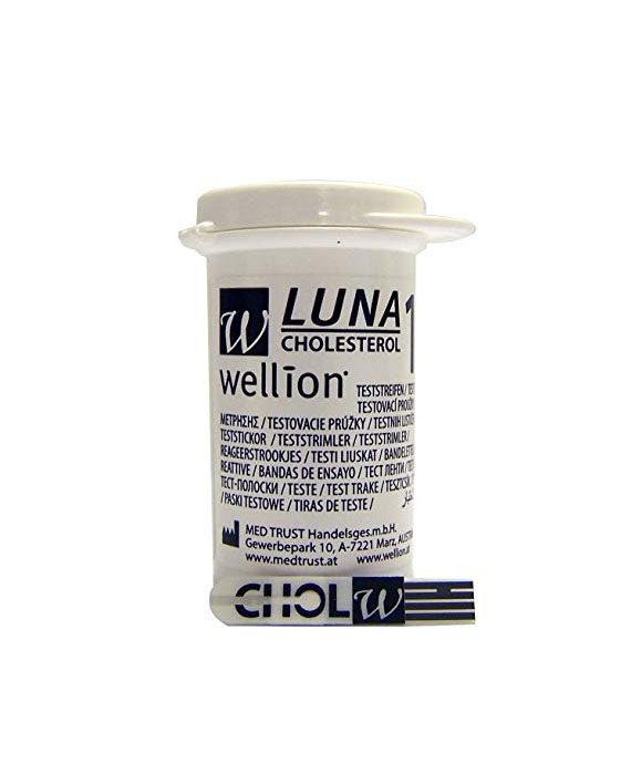 Wellion Luna Duo CHOL