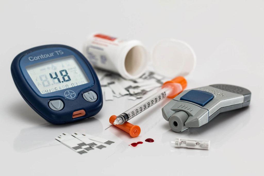 Insuline spuiten
