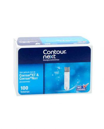 Contour Next Teststrips 100 stuks