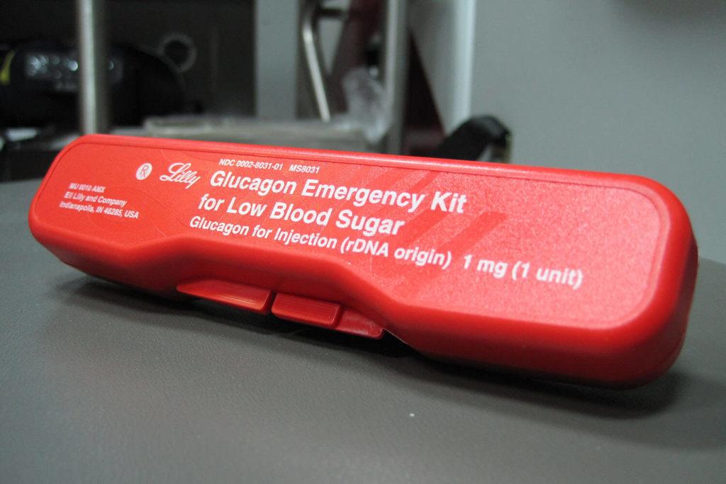 Waarom is glucagon belangrijk voor diabetespatiënten?