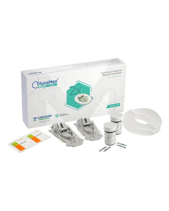 GlucoMen Day CGM Sensor (2 stuks)