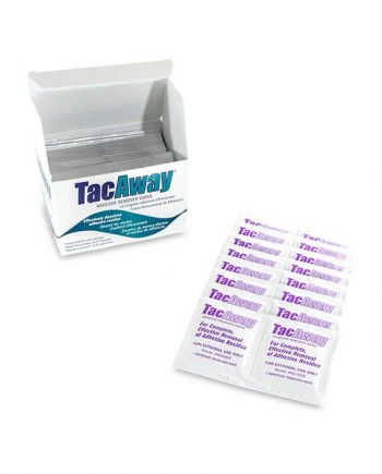 Tac Away Wipes (50 stuks)