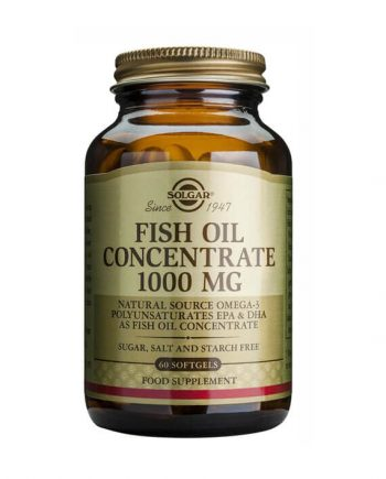 Solgar Fish Oil Concentrate 1000 mg