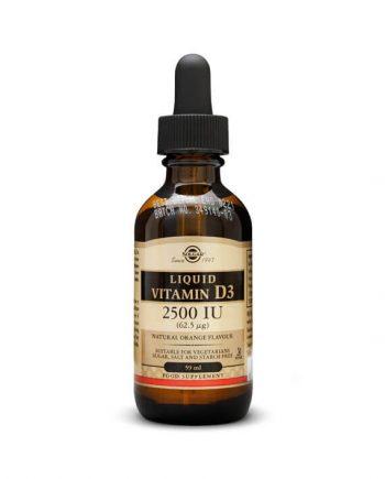 Solgar Liquid Vitamine D3 (59ml)