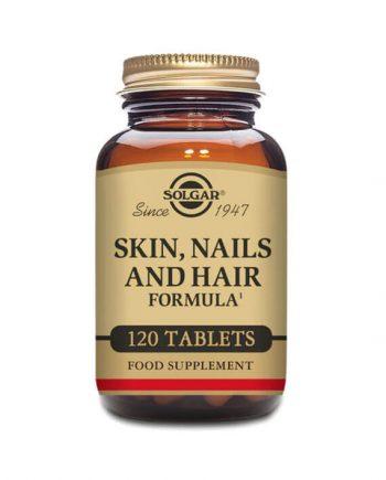 Solgar Skin, Nails and Hair Formula 120 tabletten